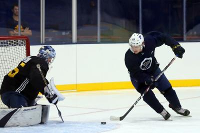 St. Louis Blues pre-season starts