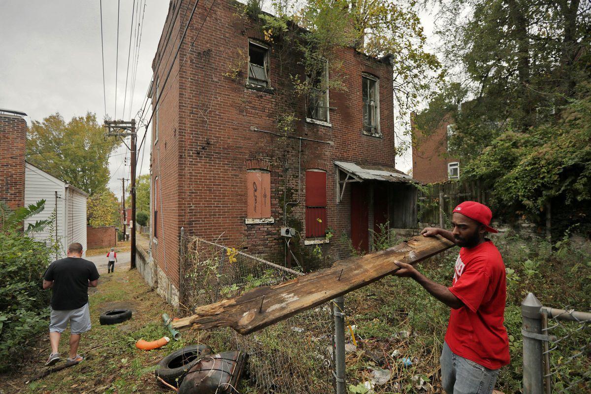 St. Louis properties owned by developer Giro Katsimbrakis