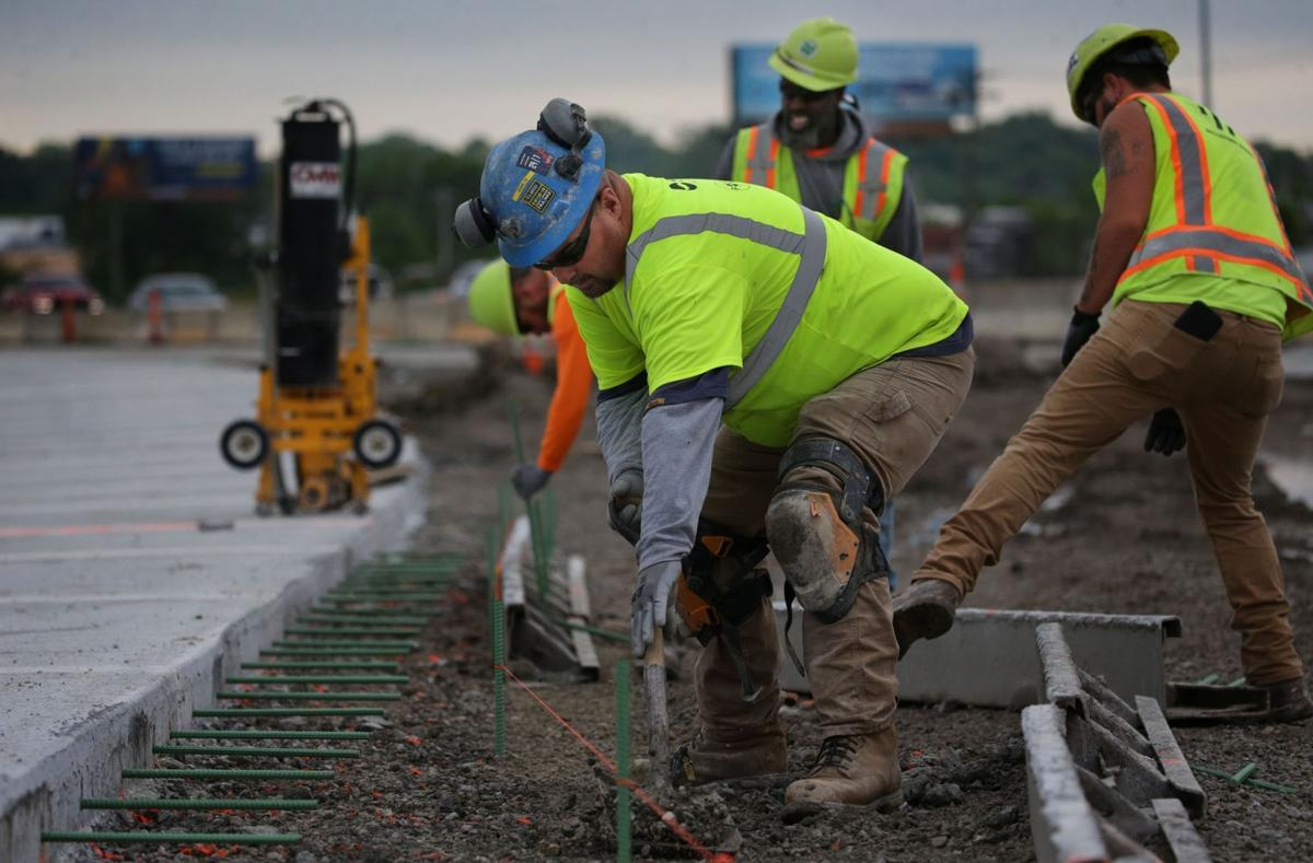 Construction industry leaders worried field workers not getting vaccinated