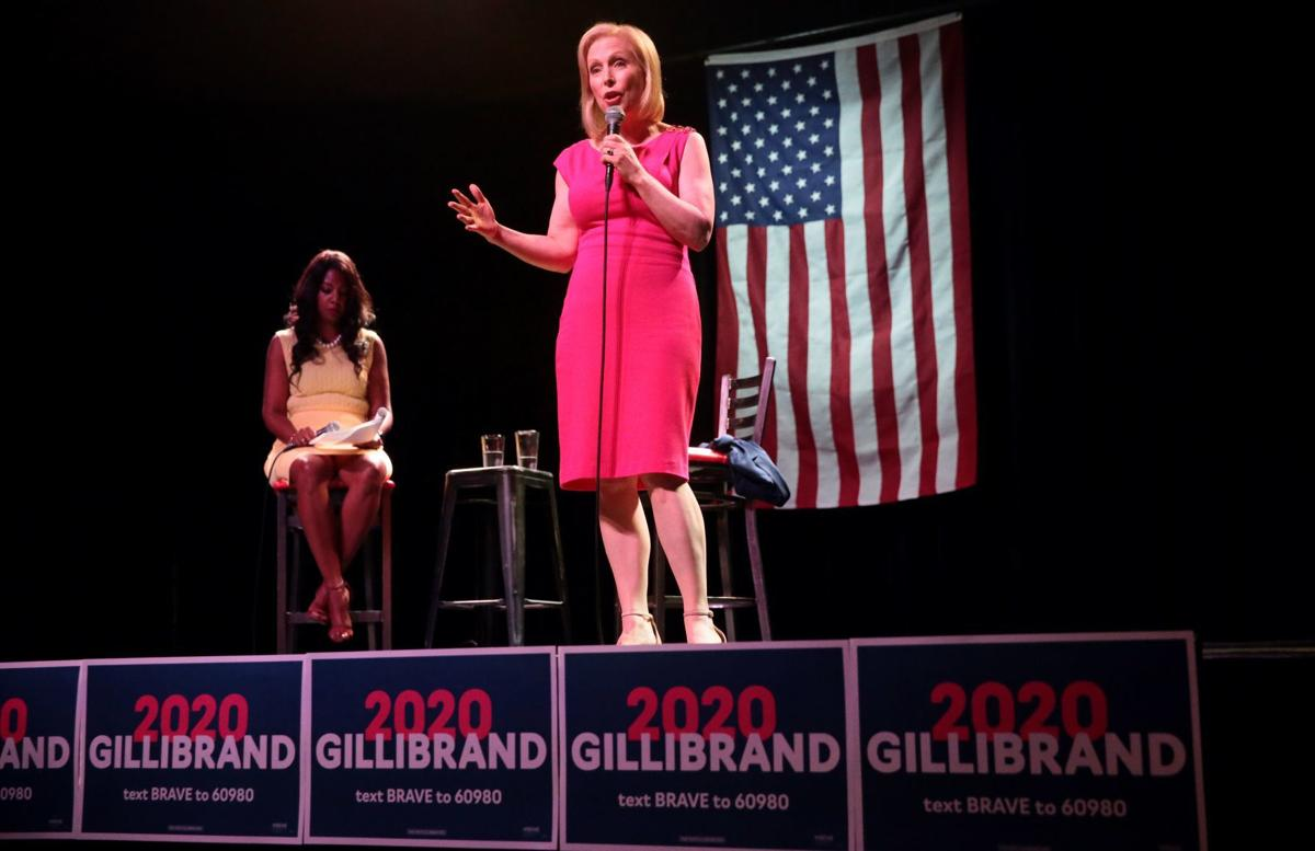 Presidential candidate Sen. Gillibrand hosts reproductive rights town hall in St. Louis