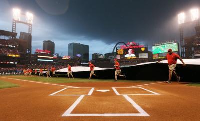 Cardinals postpone Wednesday game, set for doubleheader