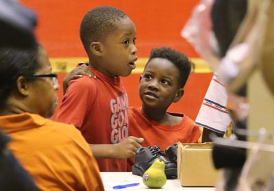 Back-to-school festival at America's Center draws big crowd
