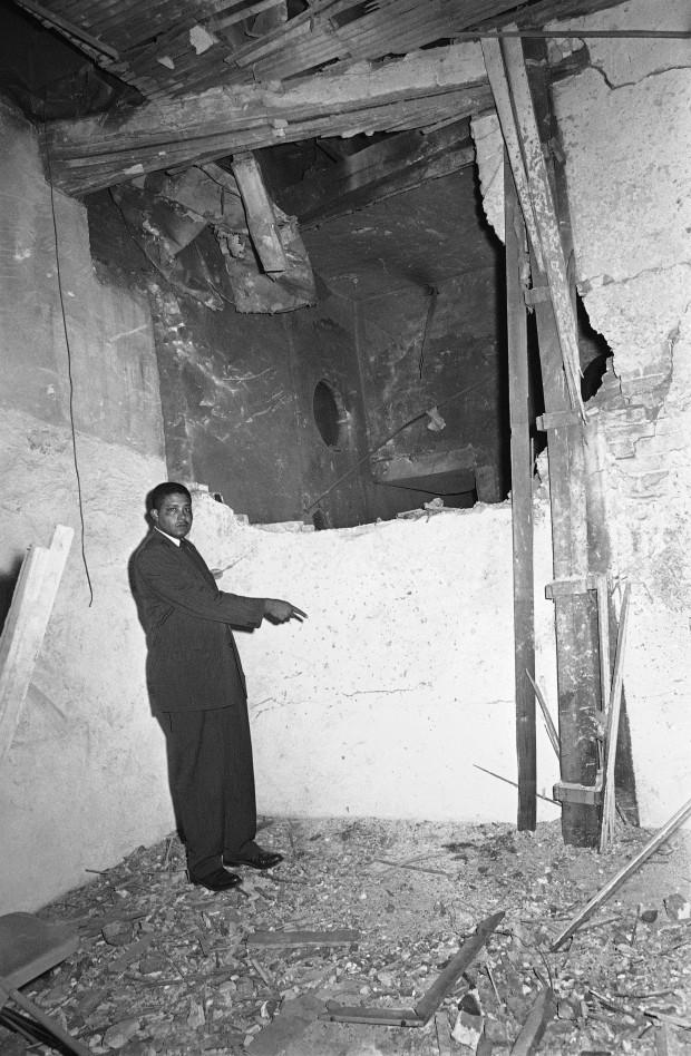 Car Dealers Birmingham >> 50th anniversary of fatal Alabama church bombing : Gallery