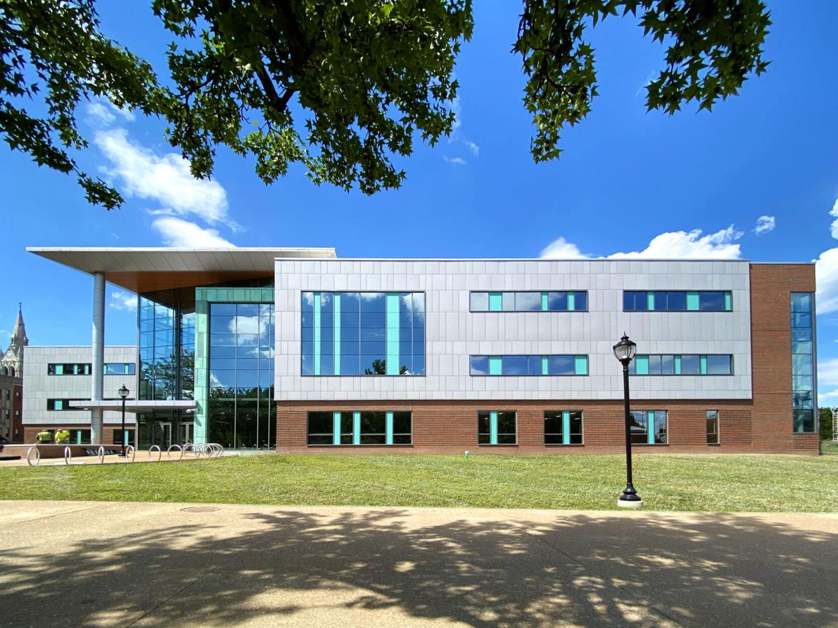 New Integrated Science and Engineering (ISE) Building at Saint Louis University (SLU)