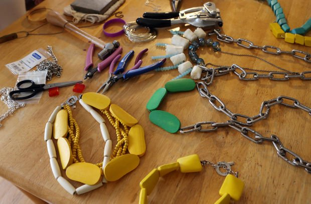 So you wanna be a jewelry designer Debs Retail Details