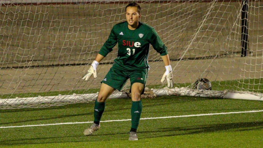 SIUE goalkeeper earns conference and national honors