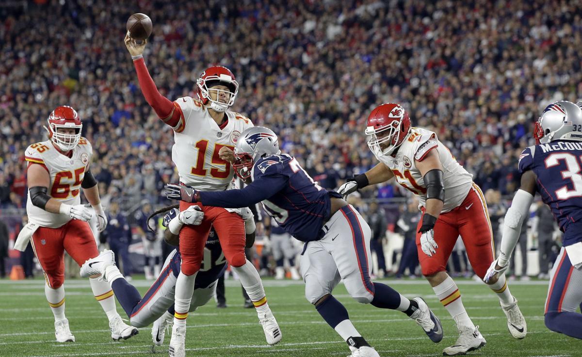 Hochman: Brady vs. Mahomes is a quarterback matchup for ...