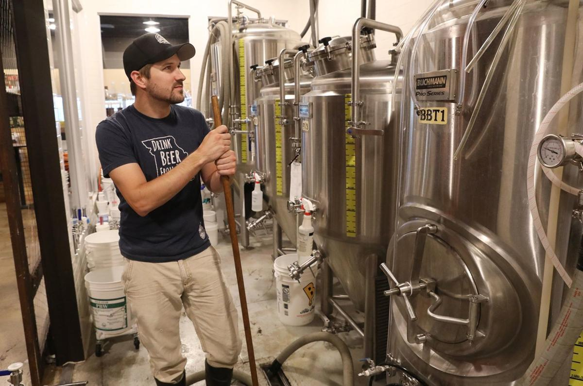 Michael Crowell dreams of opening his own brewery