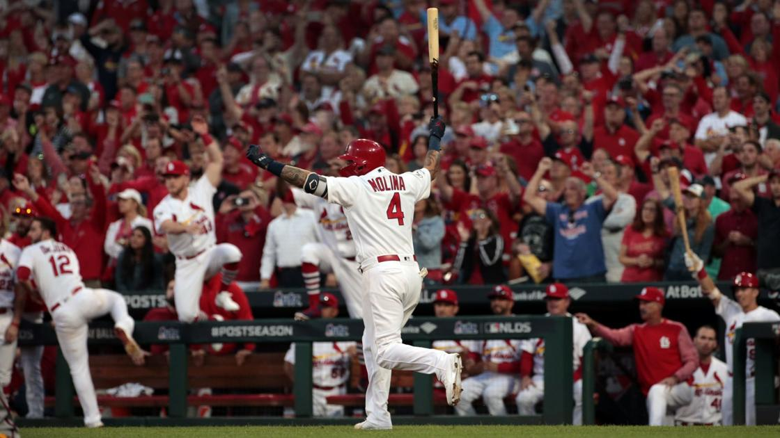 Molina magic: 'Backbone' of the Cardinals brings them back from brink of elimination