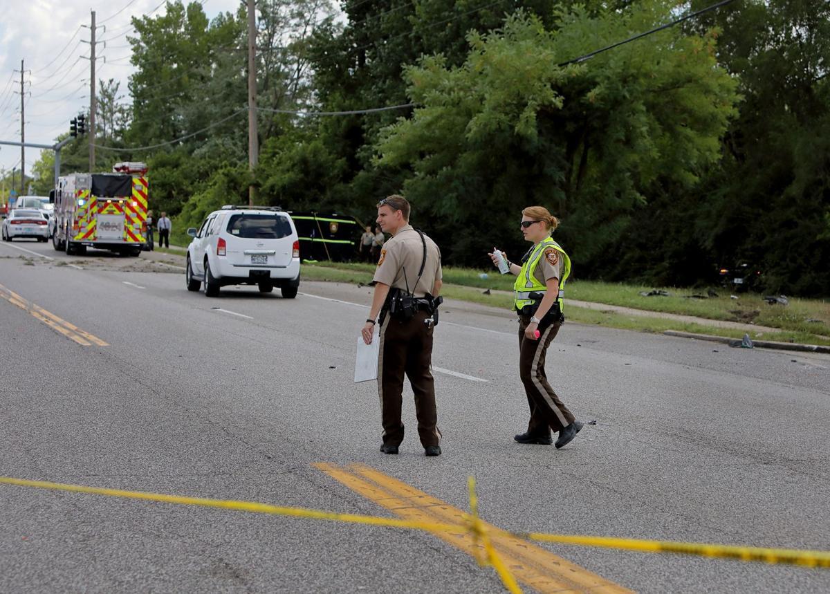 Car Accident New Florissant Road