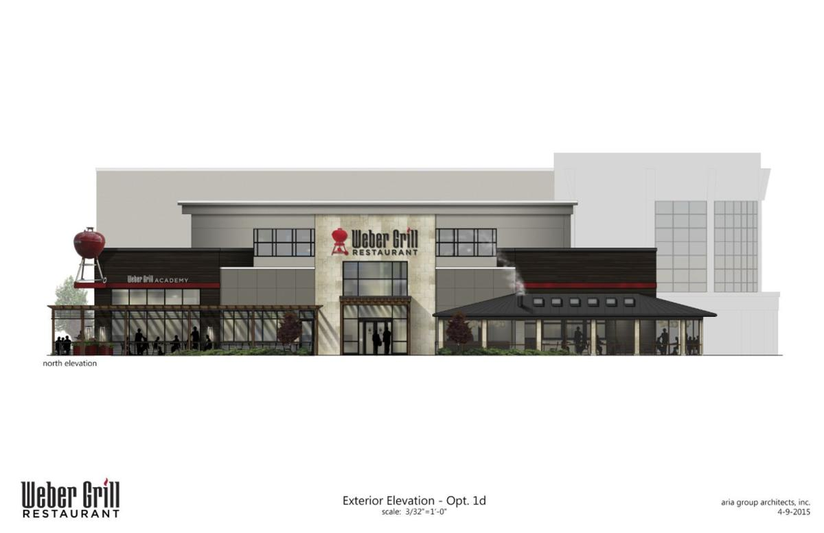 Weber grill restaurant to open at the st louis galleria