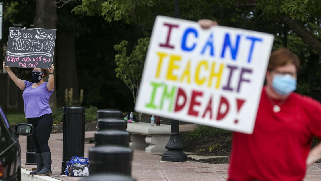 Letter: Take steps now to prevent looming teacher shortages