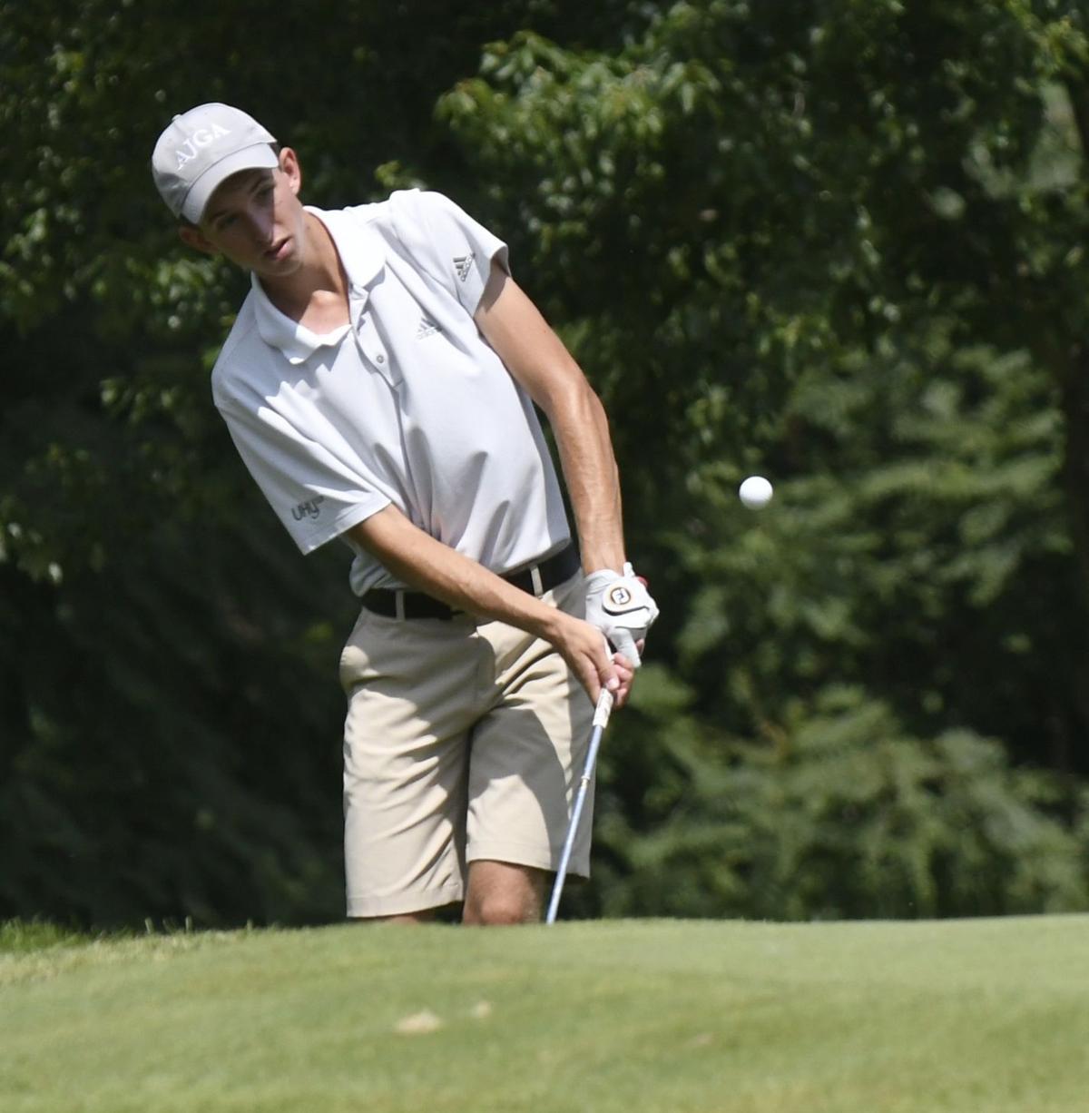 Metropolitan Amateur Golf Association's 20th Junior Amateur Championship at St. Clair Country Club