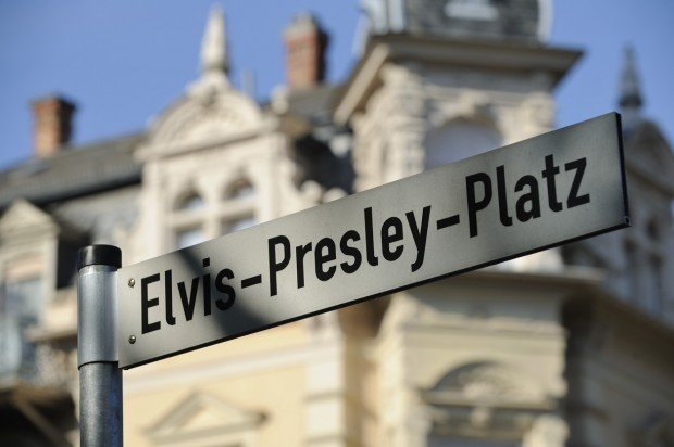 Walking in the steps of the king: Touring Germany's Elvis