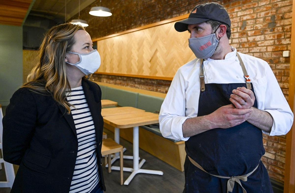 Little Fox restaurant weathers COVID-19 challenges as a new business