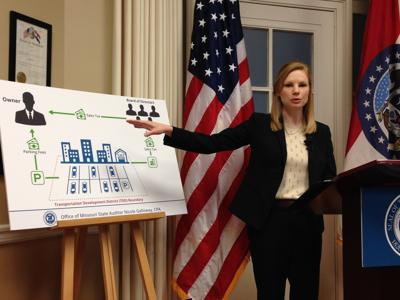 Missouri auditor criticizes transportation-related districts