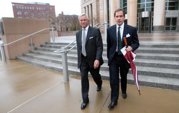 James Douglas Cassity pleas not guilty
