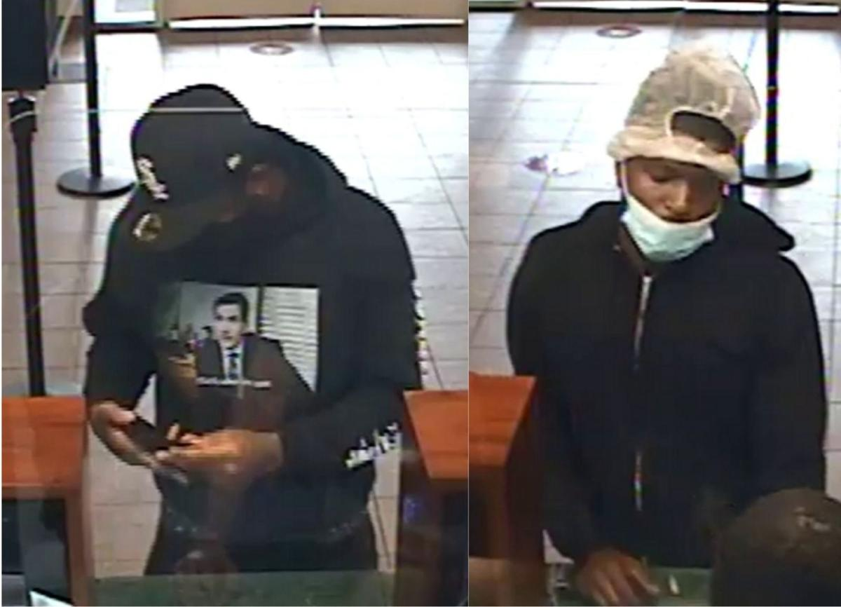 Bank Robbery Suspect East St. Louis