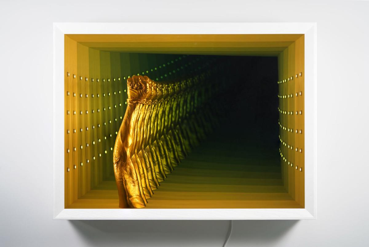 """Salute"" at the Contemporary Art Mueseum's ""Stories of Resistance"" exhibit"