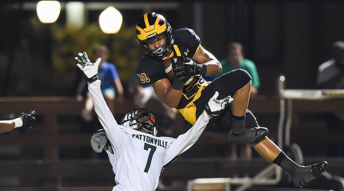 No. 7: Kyren Williams, Vianney, ATH