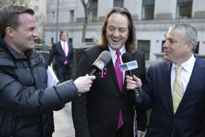 Nicklaus: Μετά από μεγάλη ασύρματη συγχώνευση, οι καταναλωτές θα χάσετε T-Mobile είναι αουτσάιντερ πνεύμα