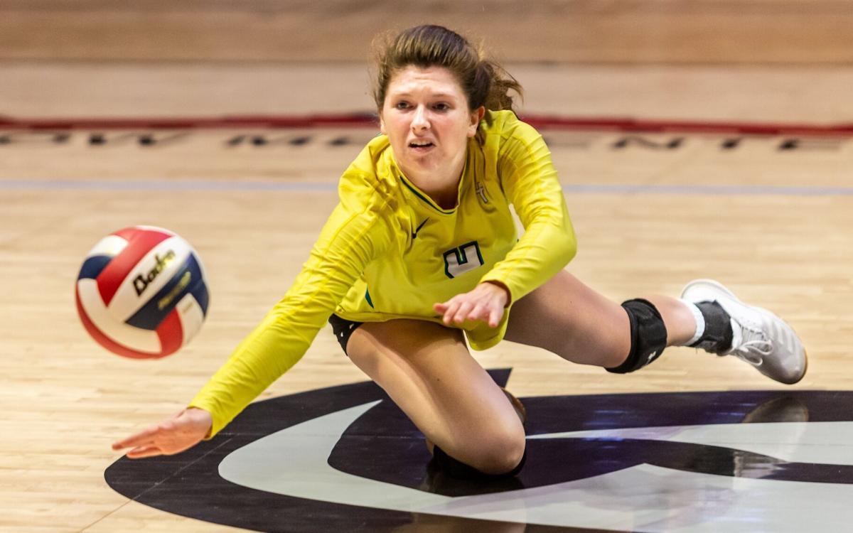 O'Fallon Christian vs. Valle Catholic volleyball