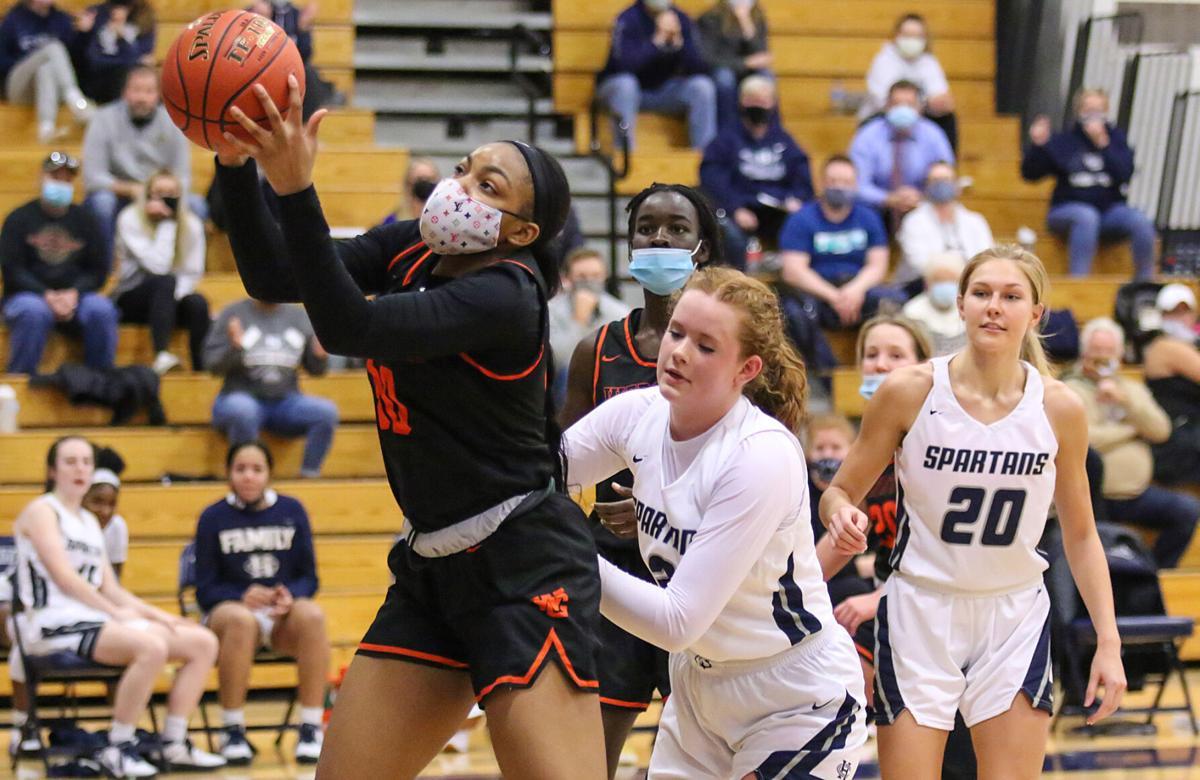 Francis Howell Central vs. Webster Groves girls basketball