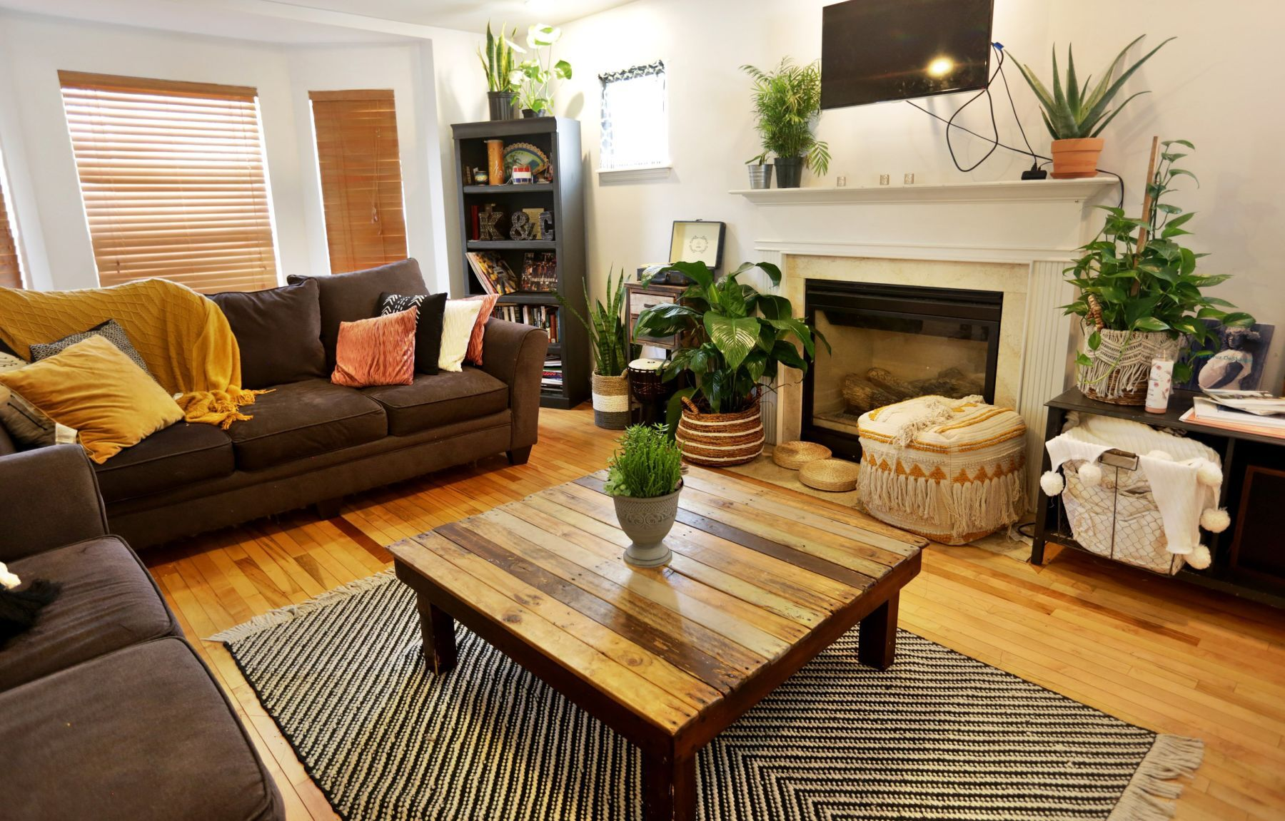 At Home with the DeShields of the CWE