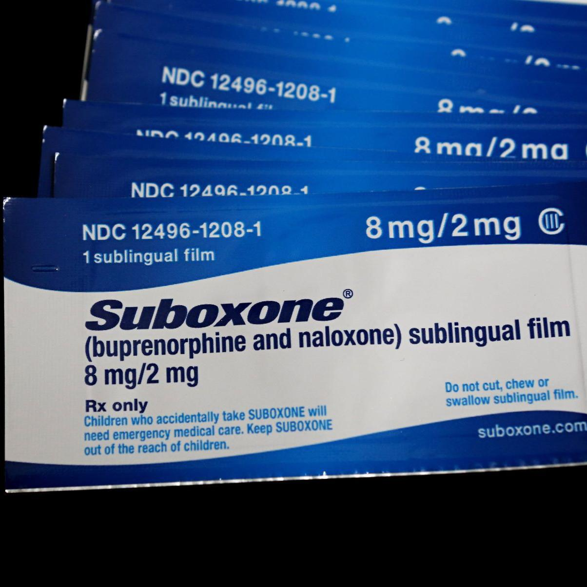 U S  indicts Indivior over Suboxone opioid treatment