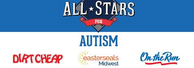 Easterseals Midwest Logo All-Stars for Autism