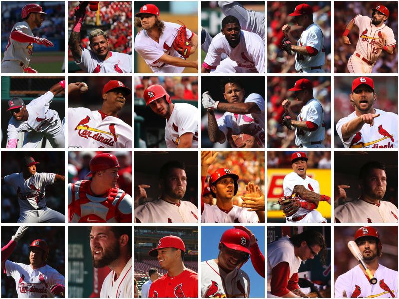 Trade value of St. Louis Cardinals
