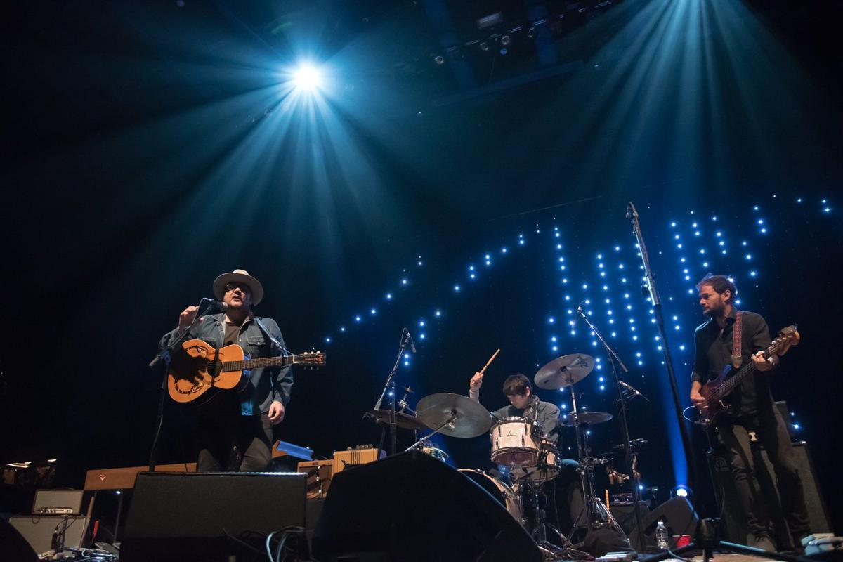 Wilco Triumphs In Emotional Homecoming For Jeff Tweedy Concert
