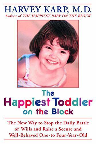 """""""The Happiest Toddler on the Block"""""""