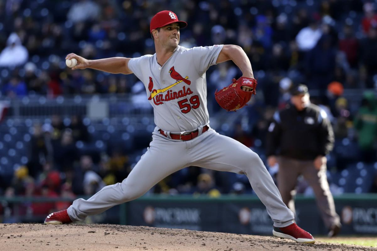 Reliever roulette continues for Cardinals, promoting Mayers and possibly losing Shreve