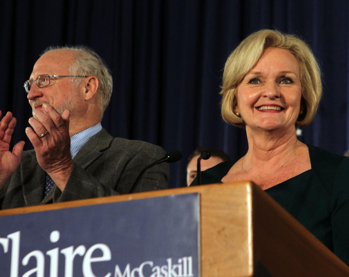 Sen. Claire McCaskill at Chase Park Plaza