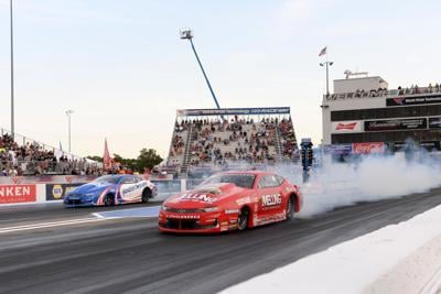 AUTO: SEP 24 NHRA Midwest Nationals
