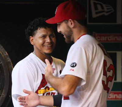 Cardinals v Marlins