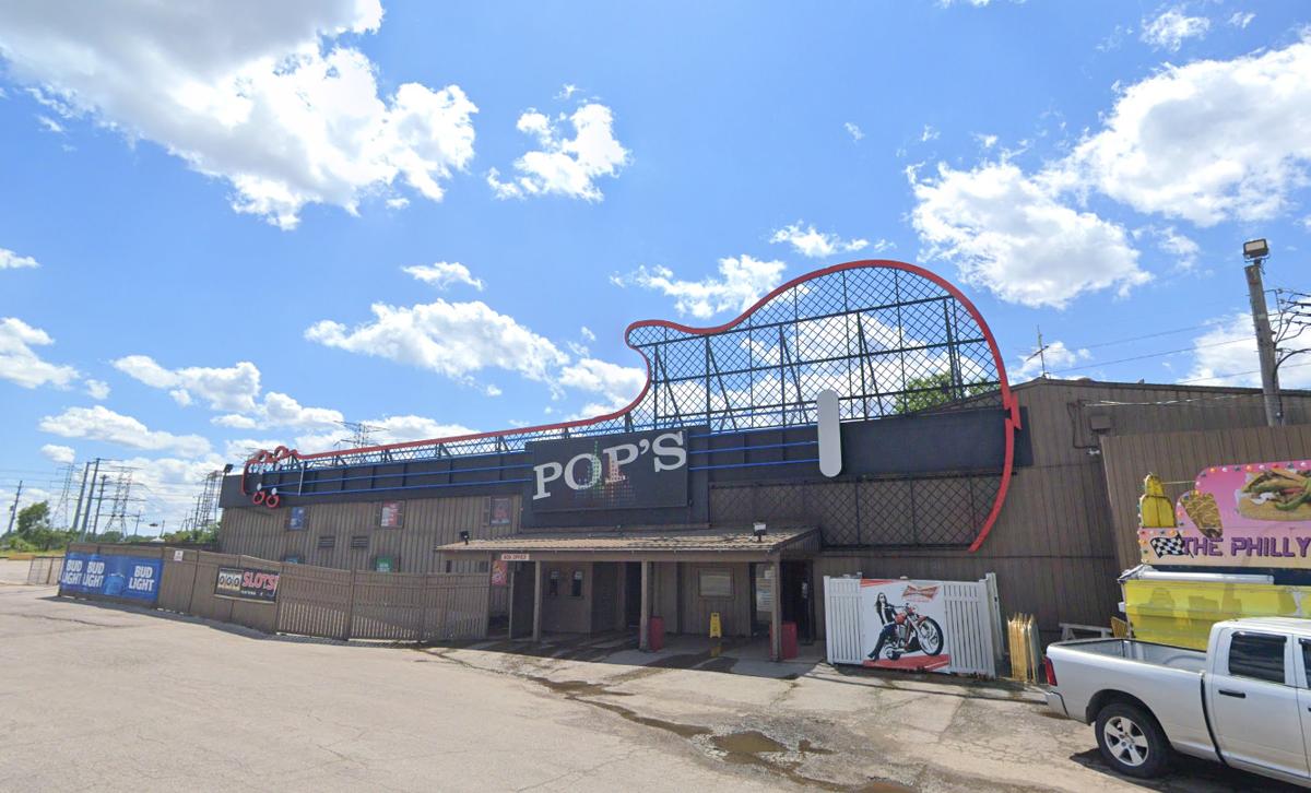 pops exterior