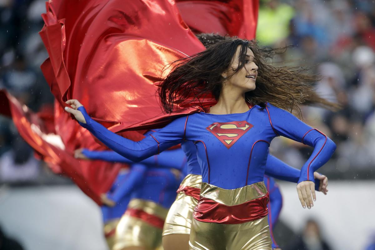 nfl cheerleaders in the halloween spirit | nfl | stltoday