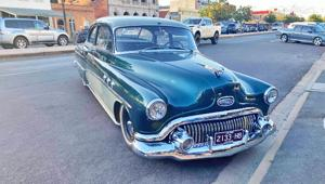 1951 Buick sighting Down Under.