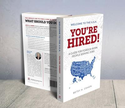 Welcome You Are Hired Book