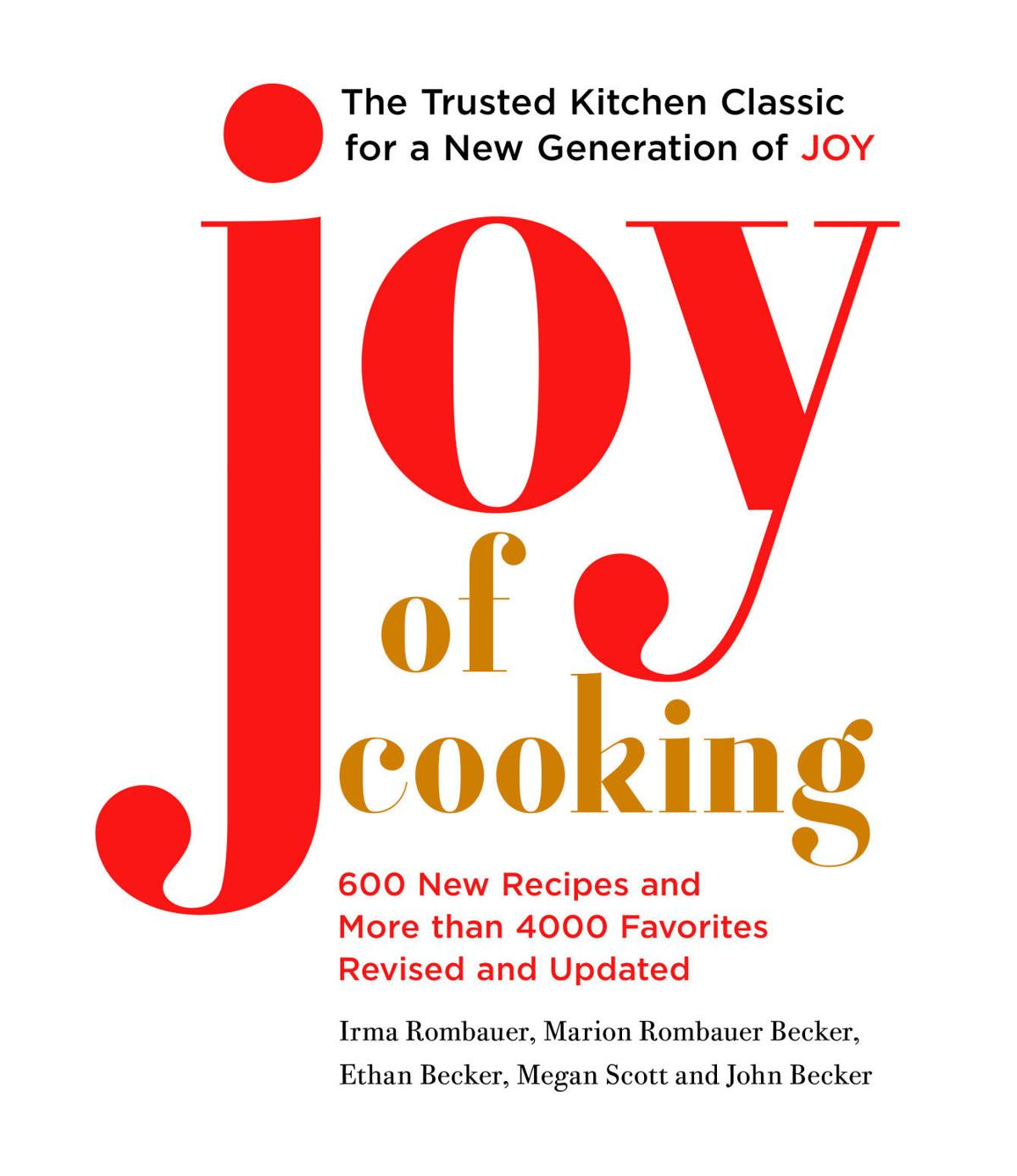 Joy of Cooking, 2019 edition