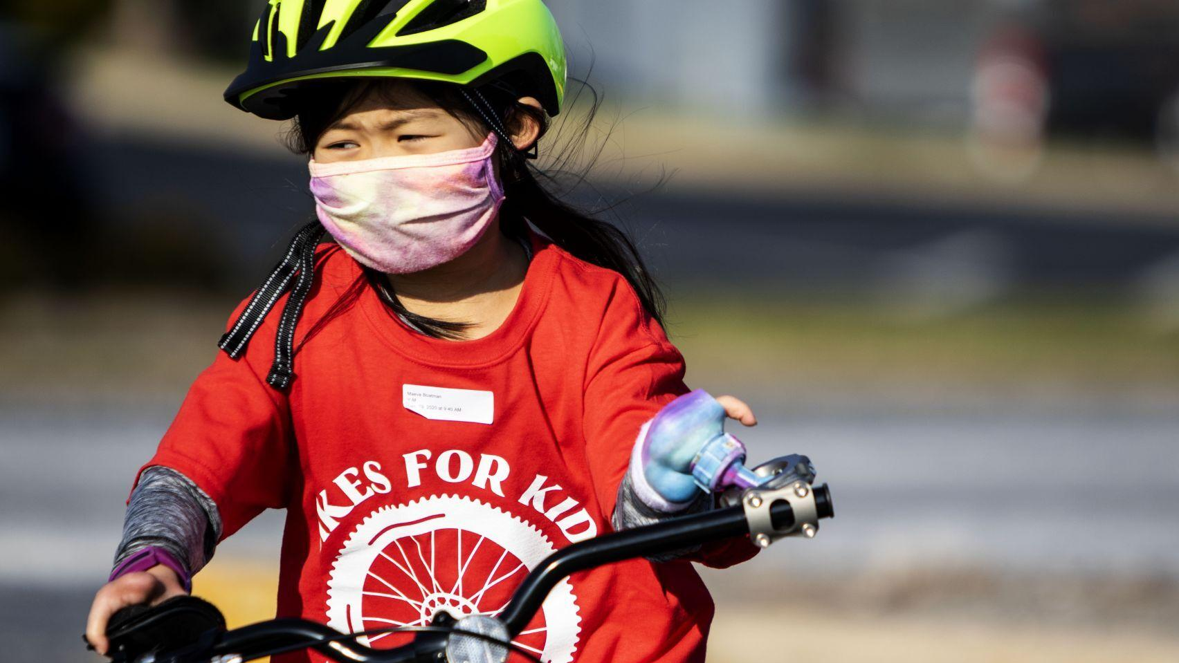 A bike for Christmas: Nonprofit uses 3D printing to adapt a bike for 8-year-old