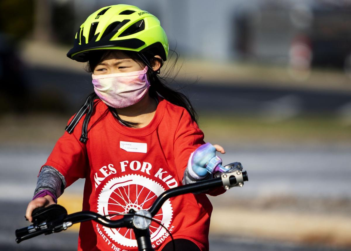Nonprofit uses 3D printing to gift 8-year-old with adapted bike