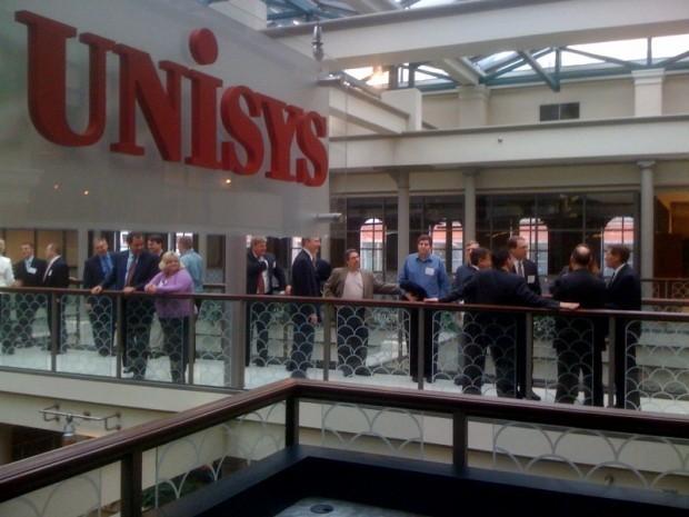 Unisys cuts ribbon on it center downtown building blocks unisys corp cuts ribbon on downtown it center stopboris Gallery