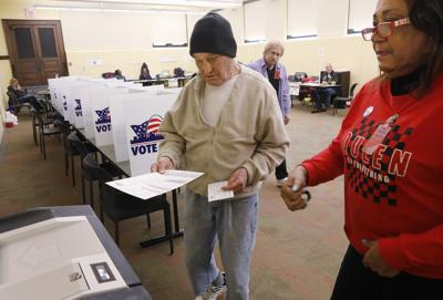 Turnout is Light for local voting