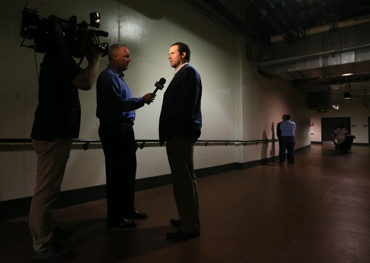 St. Louis Cardinals season wrap press conference