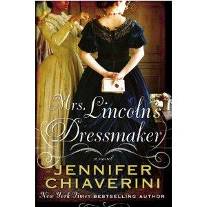 Cover image, 'Mrs. Lincoln's Dressmaker'