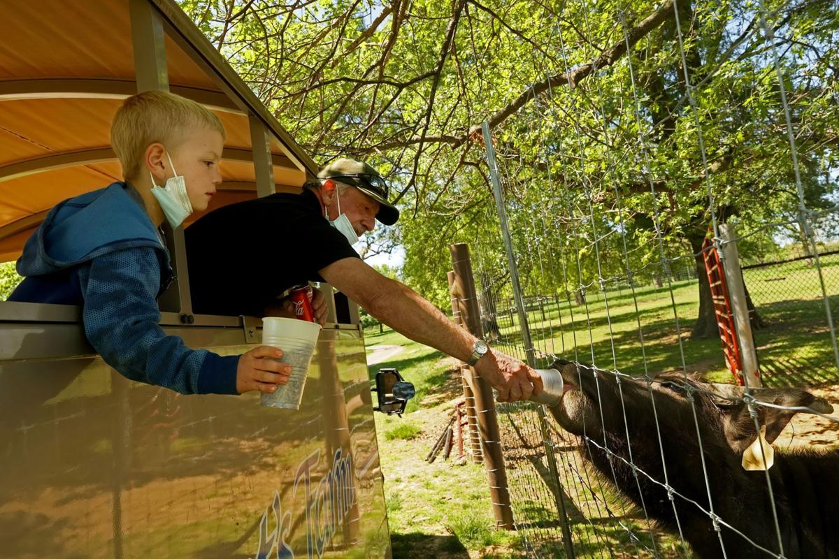 Grant's Farm soft opening prepares staff for full re-opening