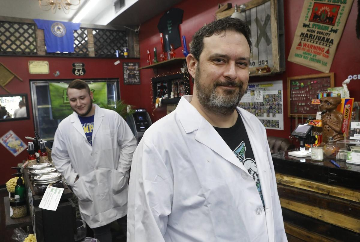 CBD stores still hoping for dispensary licenses